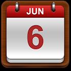 Sweden Calendar icon
