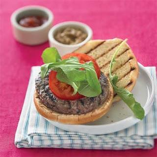 Herb Butter Burgers