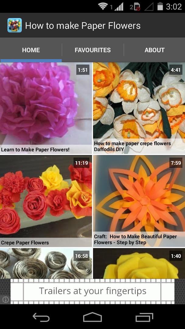 How to make paper flowers - Revenue   Download estimates - Google ... 1c0b665867