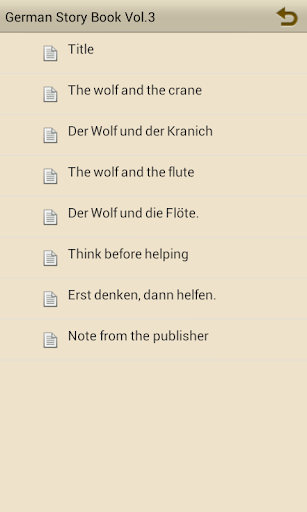 Learn German by Story Book v3