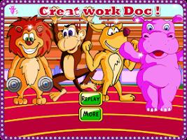 Screenshot of Animal at Doctor