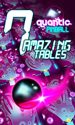 Quantic Pinball Lite - screenshot