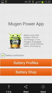 Mugen Power App - screenshot thumbnail