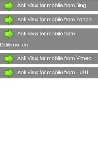 Anti Virus for mobile