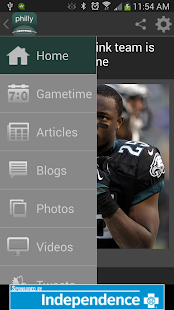 Philly Pro Football- screenshot thumbnail
