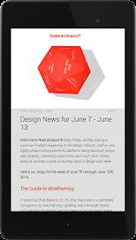 Amber RSS Reader Screenshot 17