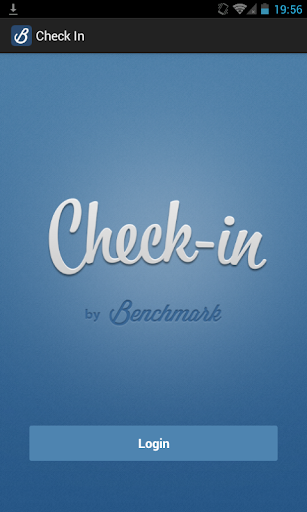 Check-in by Benchmark Events