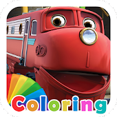 Chuggington Trains Coloring