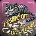 Cheshire Cat Live Wallpaper icon