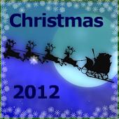 Christmas Theme Santa's Sleigh