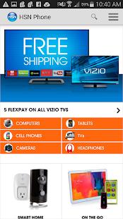 HSN Phone Shop App - screenshot thumbnail