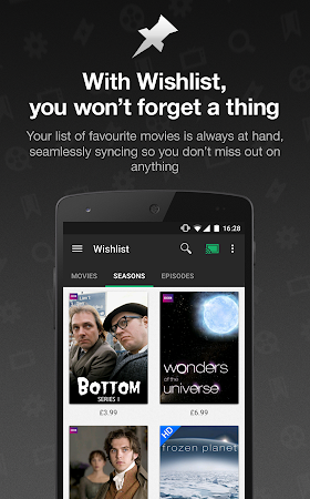 Wuaki.tv - Movies & TV Series 2.7.6 screenshot 236937