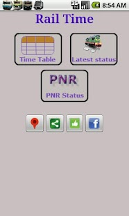 IndianRailway Offline TimeTabl - screenshot thumbnail
