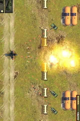 Helicopter Strike Force android