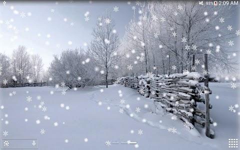 Winter Snow Live Wallpaper PRO v1.2