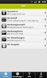 TPT mobile – Miniaturansicht des Screenshots