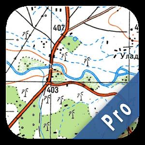 Soviet Military Maps Pro