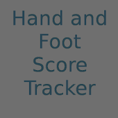 Download Hand and Foot Score Tracker APK for Laptop