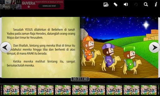 漫畫必備免費app推薦|Alkitab Anak NATAL Yesus Lahir線上免付費app下載|3C達人阿輝的APP