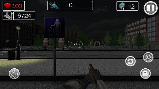 Zombie City Survival
