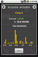 Screenshot of Workaholic