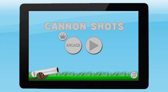 Cannon shots- screenshot thumbnail