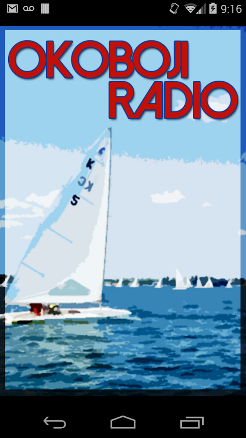 Okoboji Radio- screenshot