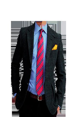 New York Man Suit