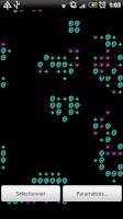 Screenshot of Game of Life Wallpaper