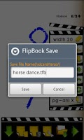 Screenshot of FlipBook - Play And Edit