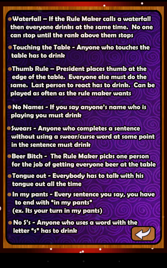 Roulette card game rules
