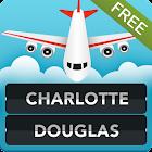 FLIGHTS Charlotte Airport icon
