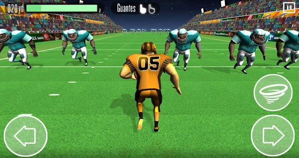 American Football Race - screenshot thumbnail