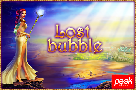 Lost Bubble - Bubble Shooter - screenshot thumbnail