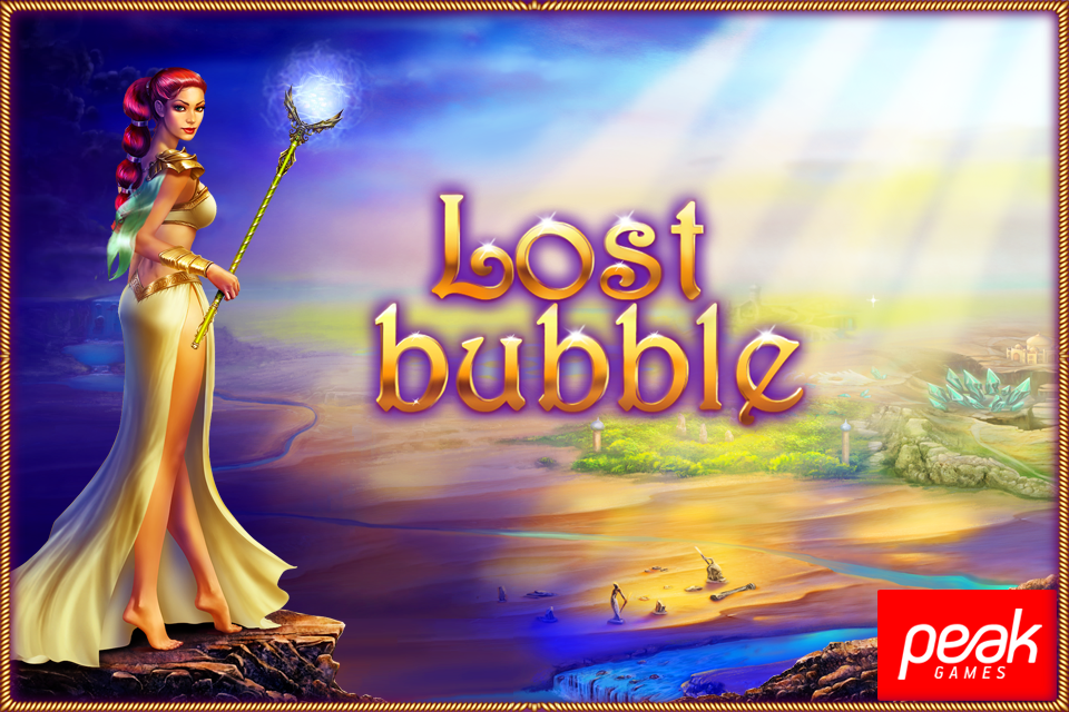 Lost Bubble - Bubble Shooter- screenshot