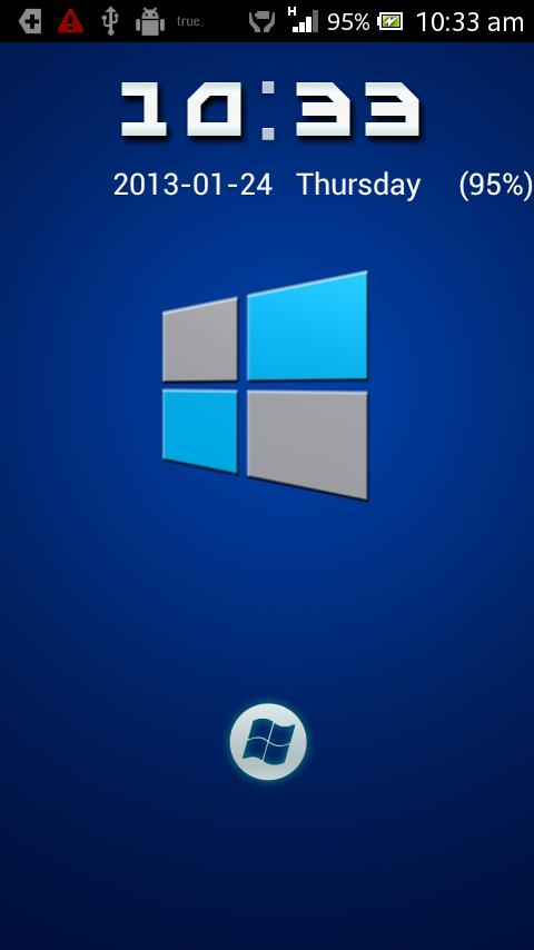 Windows 8 Ultimate Go Locker - screenshot