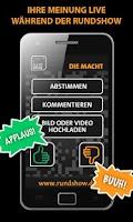 Screenshot of Die Macht - Die rundshow App
