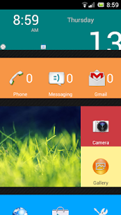 SquareHome.Phone (Launcher) - screenshot thumbnail