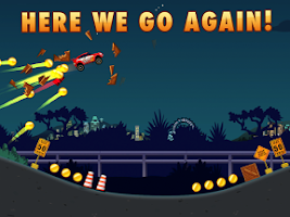 Screenshot of Extreme Road Trip 2