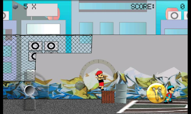 Kid Hero- screenshot