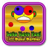 100 Manic Marbles