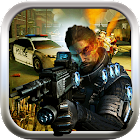 Zombie Shooter: Muerte 3D icon