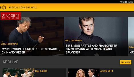 Digital Concert Hall Screenshot 20