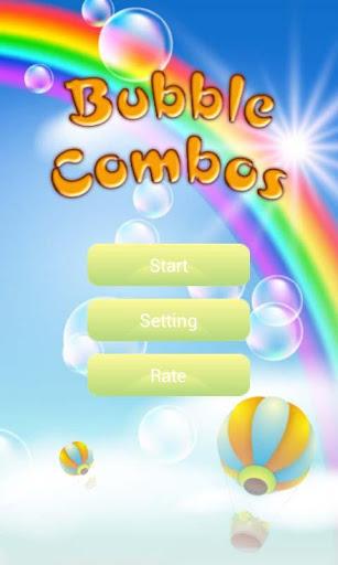 Bubble Combos