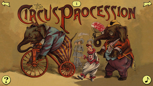 New Circus Procession