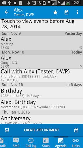 【免費商業App】DW 聯繫人&撥號 Pro-APP點子