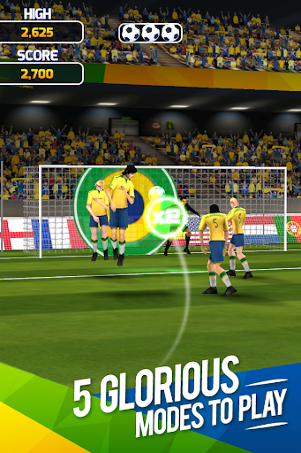 Flick Kick Football Legends Hack Unlimited Cash for iOS Cheats ...