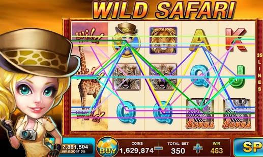 Slot Mania - 免費的老虎機遊戲