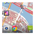 Map Live Wallpaper icon