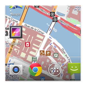 Map Live Wallpaper